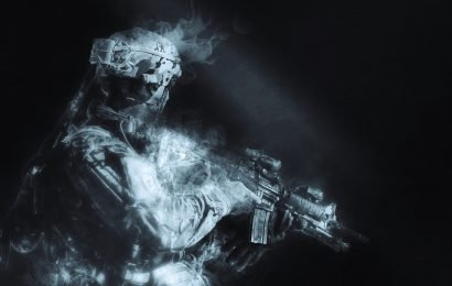 Mit neurofeedback zu verhindern, dass PTBS bei Soldaten