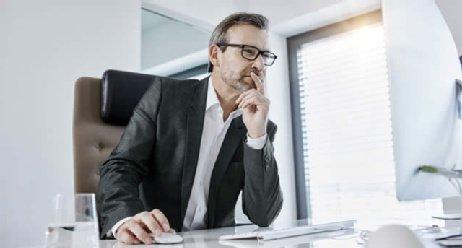 Bildschirmbrille: Entspannter sehen im Büro