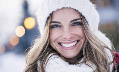 Kosmetik bei kühler Witterung