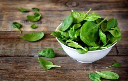 Grünes Blattgemüse beugt Fettleber vor