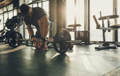 Muskelaufbau ab 40? Nur so gehts!