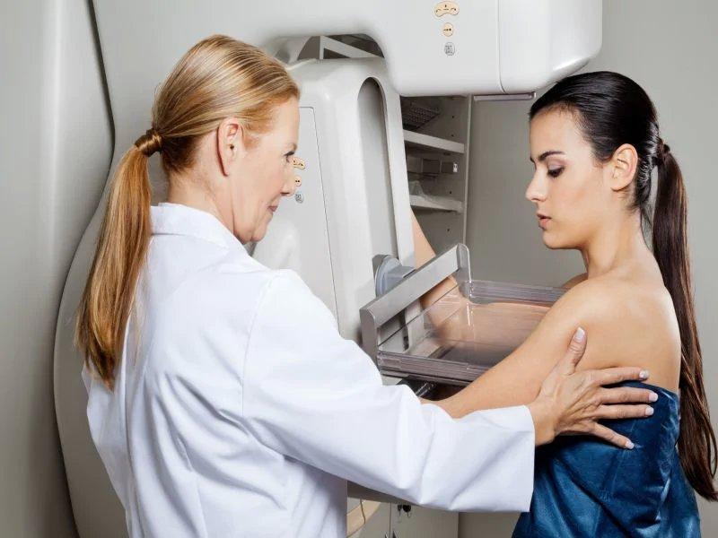 Weniger frühen Stadium von Brustkrebs-Patienten müssen lymphknotenentfernung: Studie