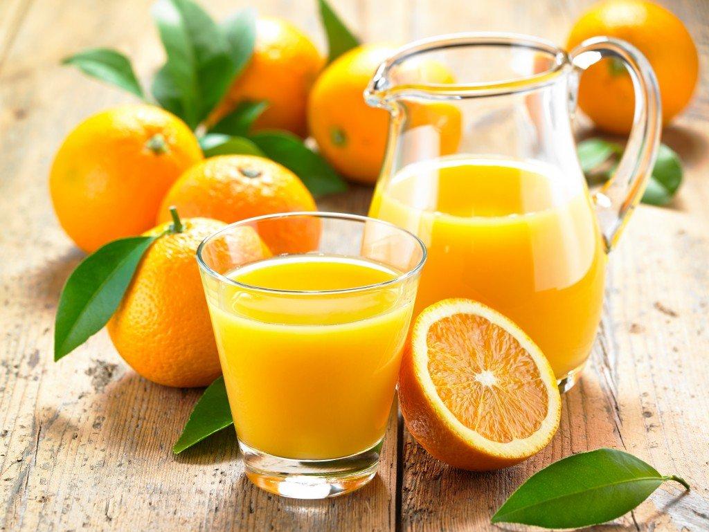 Ein Glas Orangensaft pro Tag senkte das Risiko für Demenz um 50 Prozent