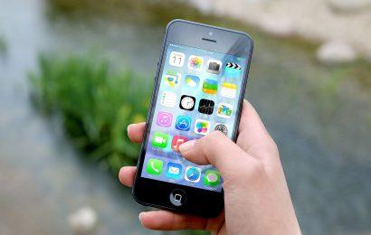 Smartphones: Sind Sie nur ein Schmerz im Nacken?