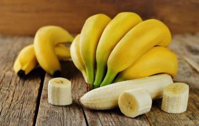 Gesundheit: Wir müssen nach dem Bananen-Schälen gründlich die Hände waschen!