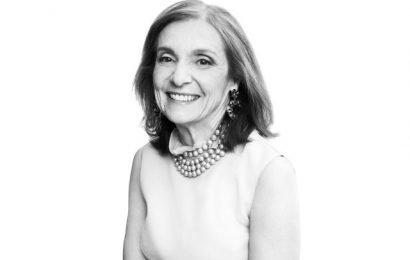 CEW bei 65: Carlotta Jacobson: Führende die Gebühr für die Änderung