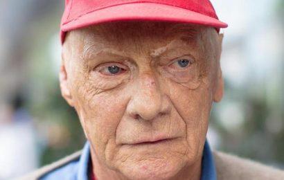 Große Sorge um Niki Lauda: Was die Diagnose Lungenentzündung bedeutet