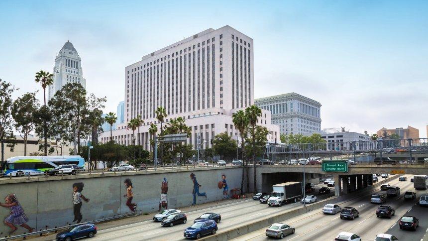 Rattenplage im Rathaus von L.A.