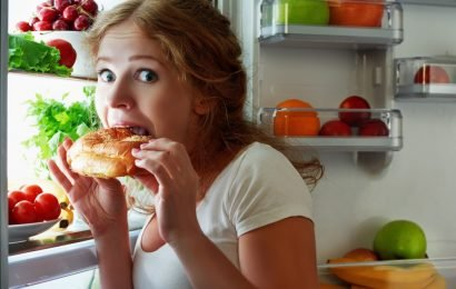 Essstörungen: Mit Psychotherapie lassen sich Heißhunger-Anfälle bewältigen