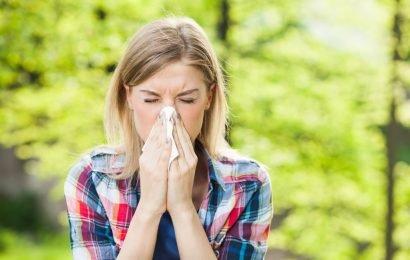 Beginnende Birkenblüte: Wie sich Pollenallergiker schützen können