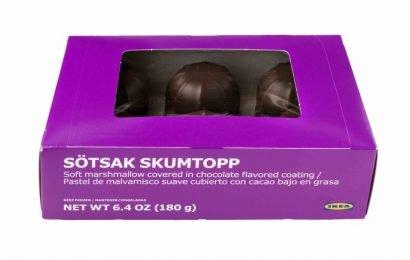 Achtung Rückruf bei IKEA – Diese Süßigkeit soll Allergene enthalten