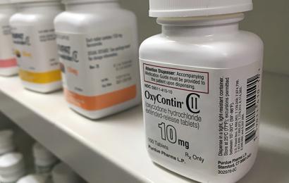 NIH-backed-startup nutzt maschinelles lernen, um zu fangen, opioid -, Drogen-Diebstahl