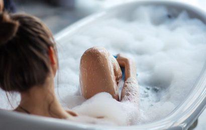 Basenbad zur Entsäuerung