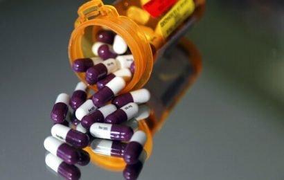 Gruppe mit Verbraucher-freundliche Atmosphäre drückt drugmakers' Nachricht