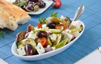 Besserer Schlaf durch Mediterrane Ernährung