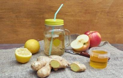 Abnehmen: Leichter Gewicht verlieren mit Hilfe einer gesunden Apfelessig-Diät-Mixtur