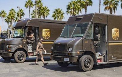 US-Logistikriese UPS will Impfstoffe versenden