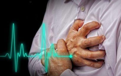 Druck auf dem Herz – Dies sind die ersten wichtigen Herzinfarkt-Symptome