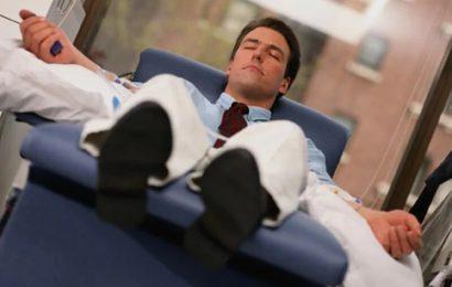 Blut Banken könnten die Hilfe-Bildschirm für erblich bedingten hohen Cholesterin