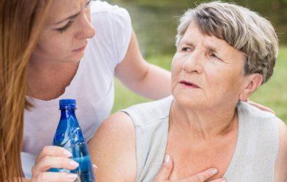 Warum Hitze für ältere Menschen so gefährlich ist