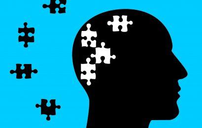 Gene Unterstrich fünf psychiatrische Erkrankungen