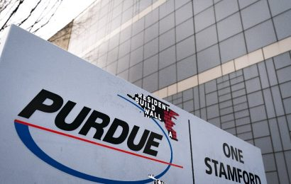 Purdue Pharma Siedlung sehen würde Sacklers aus: Berichte