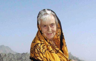 """Ruth Pfau, die """"Mutter der Lepra-Kranken"""""""
