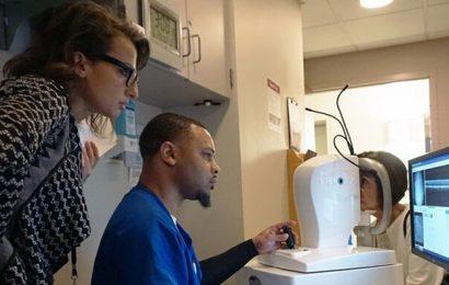 Neue Behandlung der Makula-Löcher bedeutet, dass einige Patienten kann eine Operation vermeiden