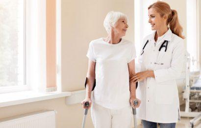 Osteoporose: Knochenbruch als Warnsignal