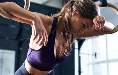 Viele junge Sportlerinnen leiden unter Inkontinenz