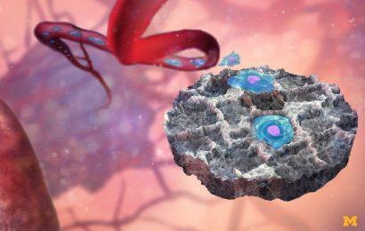 Implantierbare Krebs fallen könnten, bieten eine frühzeitigere Diagnose, helfen, überwachen Sie Behandlung