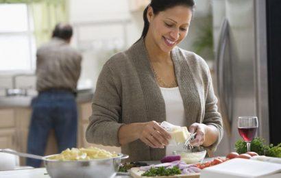 Essen Sie Diese Lebensmittel Beim Abendessen, Gewicht Zu Verlieren!