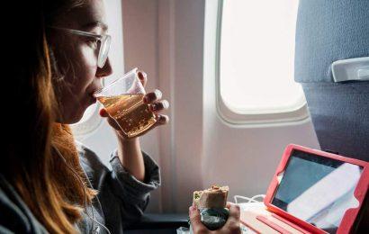 Warum Sollten Sie sich Immer Um Ginger Ale auf einem Flug