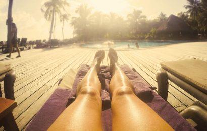 Sind die Menschen ausgesetzt, die Ihre Buttholes an der Sonne für Diesen Neuen Wellness-Trend und Seine Nicht OK