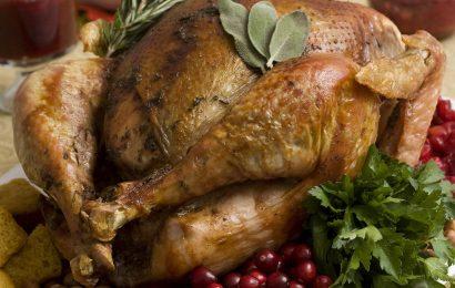 Stop! Waschen Sie Ihre Thanksgiving-Truthahn ausbreiten konnte, Keime