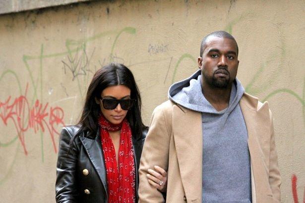 Kim Kardashian Geht auf Gesparte, mit Kindern und Schwestern, Kanye West Nicht im Lieferumfang Enthalten