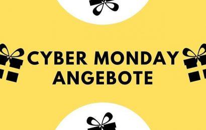 Cyber Monday 2019: Die besten Deals für Food- und Fitnessprodukte