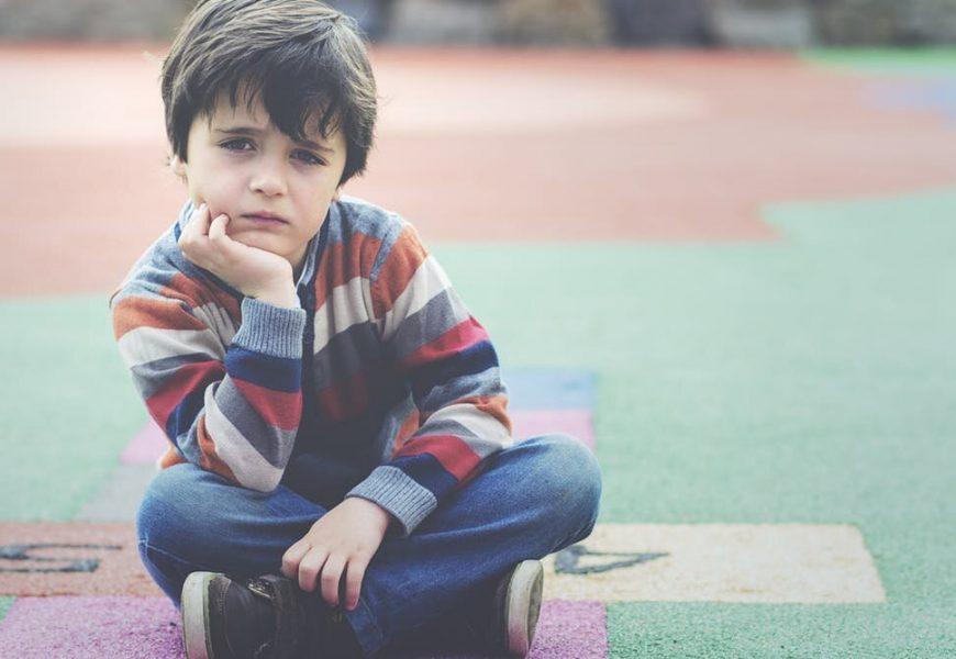 Wenn um Hilfe für Ihr Kind die Wutanfälle und Rücknahme