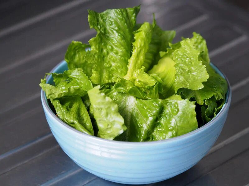 CDC: Römersalat E. coli Ausbruch über