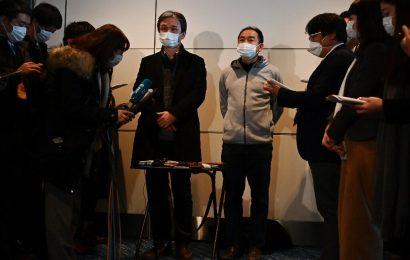 Ausländer werden aus China virus Epizentrum, death toll erwischt 132