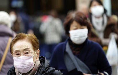 Patienten in Japan bestätigt, als neues virus aus China