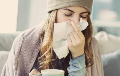 Wie unterscheiden sich Grippe, Erkältung und Coronavirus?
