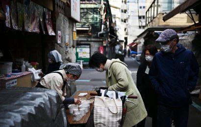 Japan Frau positiv getestet für das virus nach 'recovery'