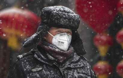 Japaner schicken Atemmasken nach China – mit einer anrührenden Botschaft