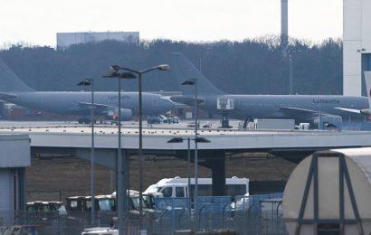 Luftwaffe macht sich auf den Weg nach China: Was erwartet die Deutschen zu Hause?