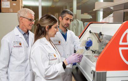 Forscher entdecken verborgene Antibiotika Potenzial von cannabis