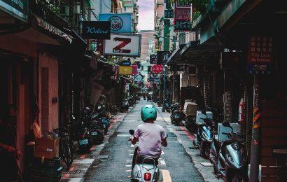 Taiwan zeichnet seine ersten coronavirus Tod als Globale Maut-Vignetten von 1.600
