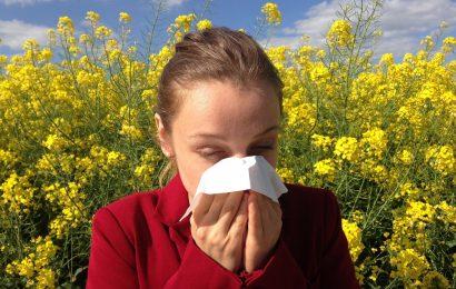 Wie Sie sagen, der Unterschied zwischen coronavirus und saisonale Allergie-Symptome