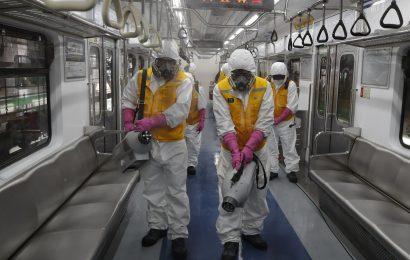 Virus-cluster rund um Seoul call-center wirft Südkorea alarm