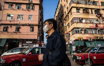 China-virus-Fälle steigen wieder, Trumpf fordert Ruhe nach UNS der Tod